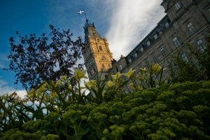 Photo du parlement du Quebec