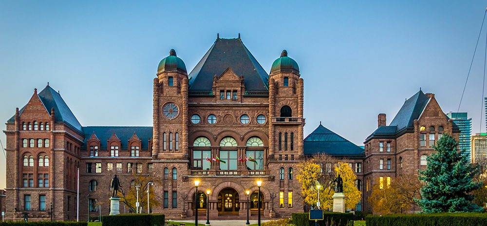 Legislative Assembly of Ontario (Picture)