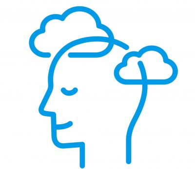 Head in the Clouds to Symbolize Peace of Mind