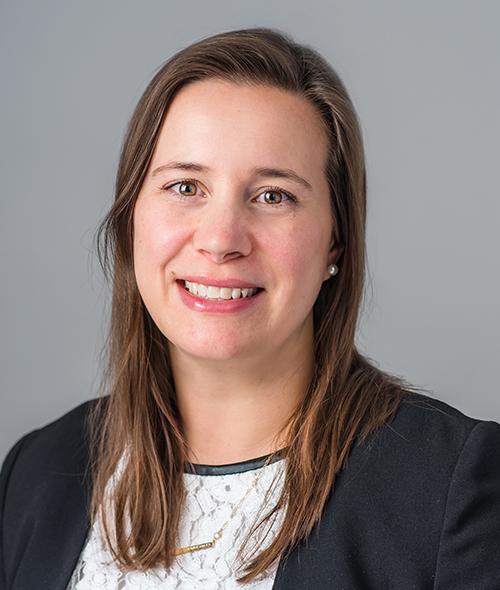 Geneviève Dufort, FSA, FICA