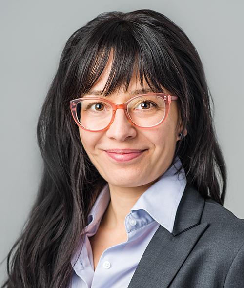 Julie Simard, FSA, FICA